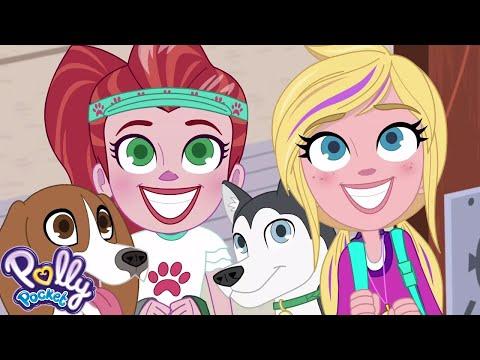 Polly Pocket |Doggone Disaster - Brand New Series 2018 | New Episodes | Videos for Kids | Kids Movie