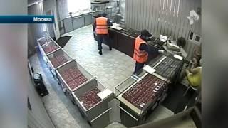 """""""Налетчики-хамелеоны"""" ограбили ювелирный магазин в Москве на 10 млн рублей"""