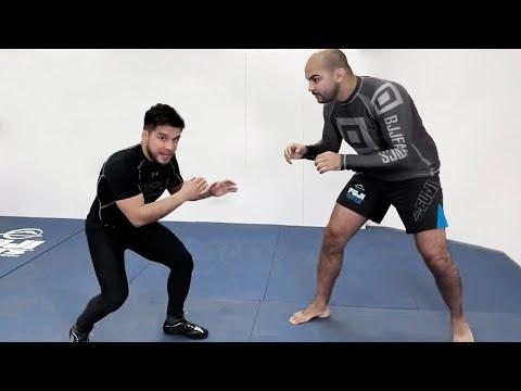 Как нужно бить амбала на улице и в зале! Советы от чемпиона UFC / Генри Сехудо учит самообороне
