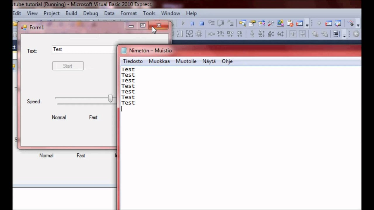 Visual basic. Net for absolute beginners tutorial 1 youtube.