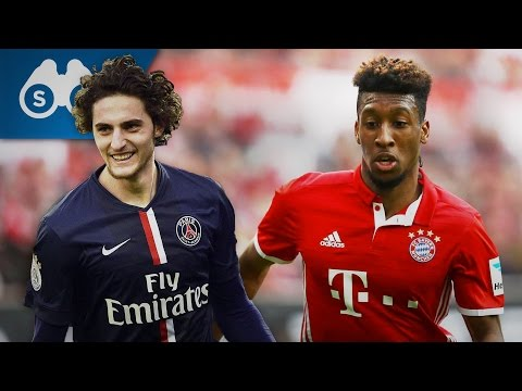 Top 5 Future Galácticos! | Scout Report