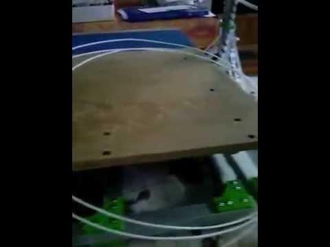PLA HS 1,75 Mm Filament First Print Test