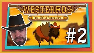 Westerado Gameplay (Xbox One) | Buffalo Blunders | Part 2