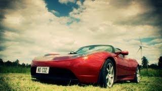 ASFALT - Motormagasin, avsnitt 11. Tesla Roadster