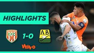 Envigado vs Bucaramanga (Gol y Highlights) Liga BetPlay Dimayor 2021-1 | Fecha 8