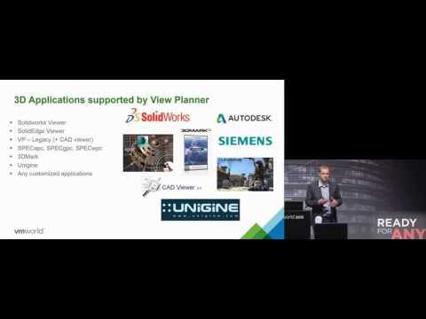 VMworld 2015 Europe: EUC5802 - A Technical Deep Dive on VMware Horizon View 6 x Performance and ...