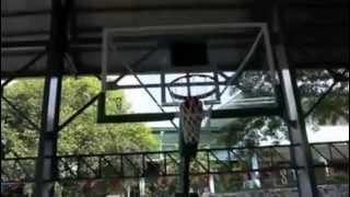 2012 NBA Backstop @ sta teresa college bauan batangas