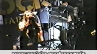 Caifanes - Sombras En Tiempos Perdidos - Rock Stock Bar - Dic 1992