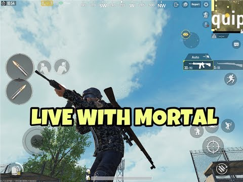 Top Asian League Classic Matches with MortaL and SouL Clan / PUBG MOBILE