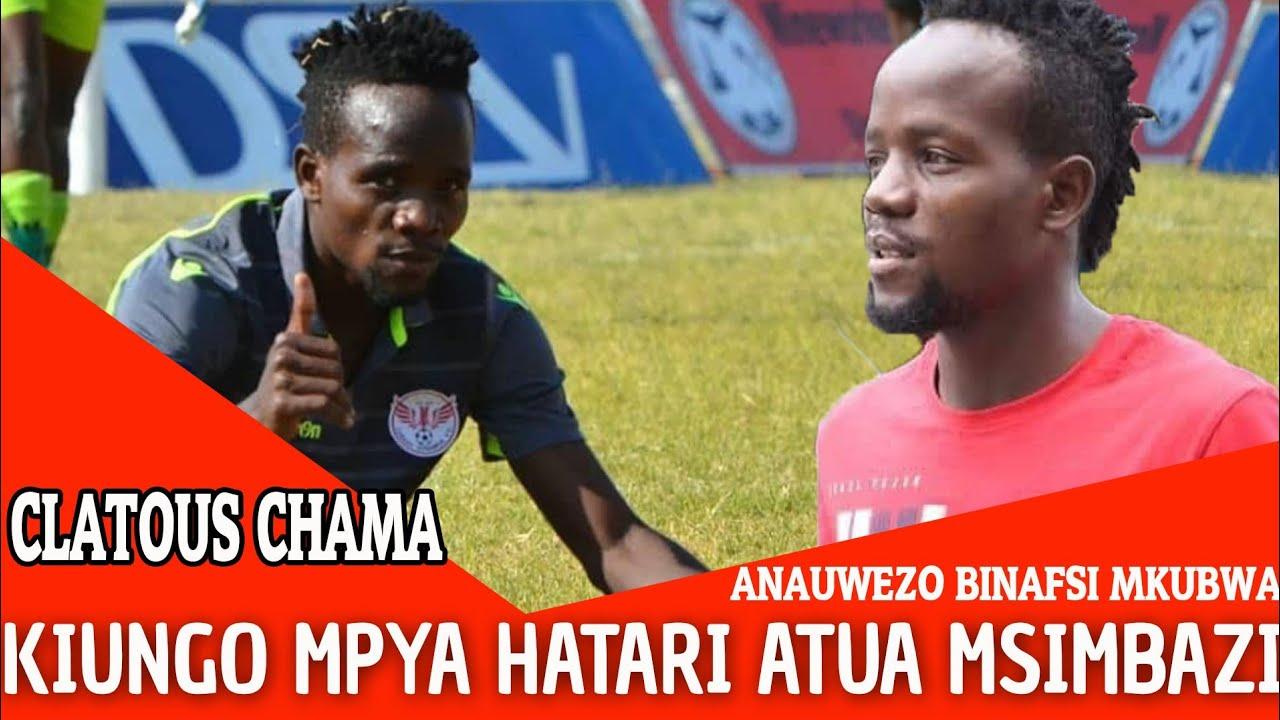 Tazama Uwezo na Ufundi wa chama, Kiungo Mpya Simba