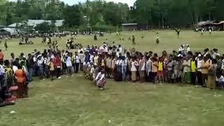 Tarian daerah Timor tengah Selatan (NTT) tari perang