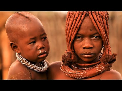 Дикие племена Африки. Химба. 1 млн просмотров до удаления