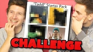 YOUTUBER STARTERPACKS!