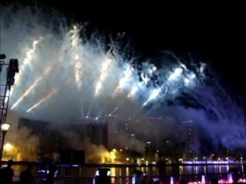 China - Qijiang Cruise Opening Ceremony - October 9, 2011.wmv