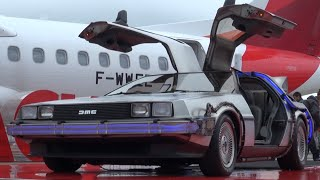 The Future is Now | Trailer DeLorean | BACK TO THE FUTURE DAY Oct.21,2015