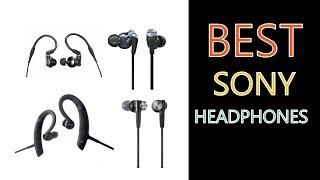 Best Sony Headphones 2020