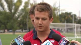 Dean Bailey | 9 News Adelaide