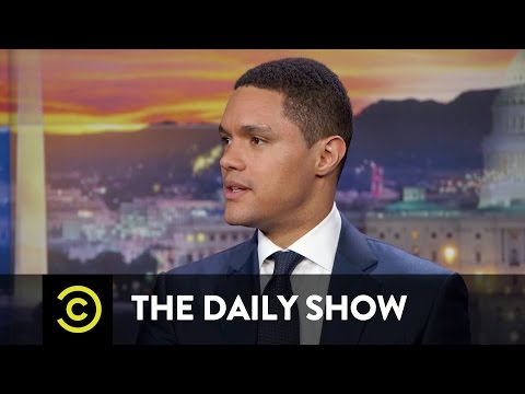 The Evolution of Pussygate - Between the Scenes: The Daily Show