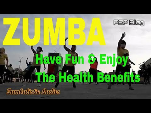 Health is Wealth   Zumbalistic Ladies fitness fun at Park and Ride Manila