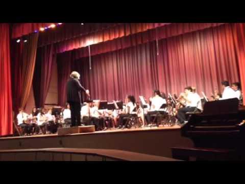 Gab - Palms Middle School 2015 - Downton Abbey