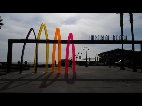 Imperial Beach: a California Beach