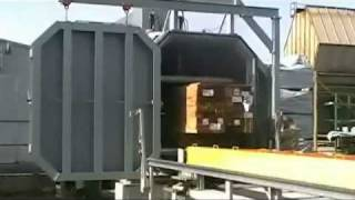 Loading and Unloading a Radio Frequency Vacuum Kiln