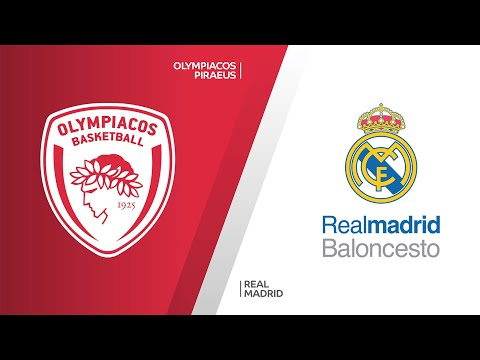 Olympiacos Piraeus - Real Madrid Highlights | Turkish Airlines EuroLeague, RS Round 15