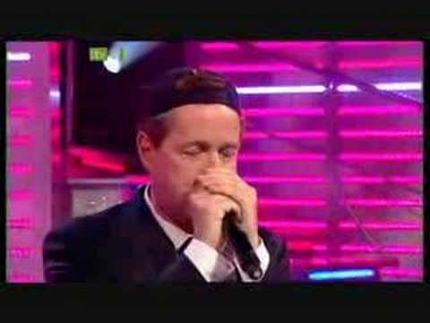 Britains got talent Piers Morgan beatboxing