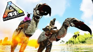 DESCUBRIMOS *MONSTRUOS INCREÍBLES* 😱- MonsterLand #2 - ARK: Survival Evolved