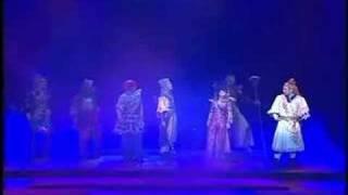 劇団☆新感線 2002「七芒星」 劇中曲「ガラスの十代」 古田新太、高田聖...