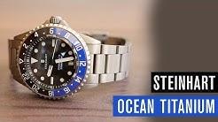 Steinhart Ocean 500 Titanium Premium GMT