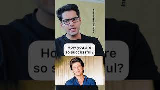 Shahrukh khan Successful kese hue🙂❤️🙏 #shorts #shivammalik