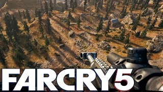 Far Cry 5 #7 - I'm on FIRE!
