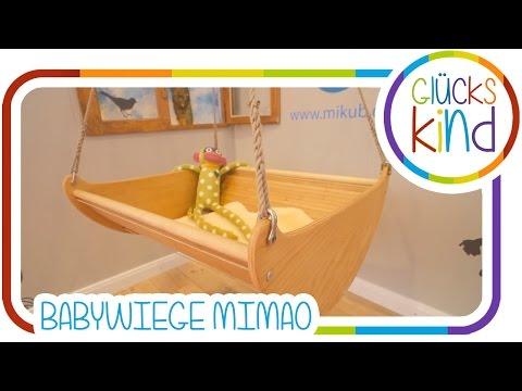 Revolutionäres Lulla Baby Wiege Design Aus Rezyklierten ...