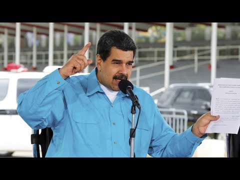 RT en Español: Maduro sobre Ledezma: