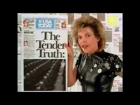 C.C.Catch - Are You Man Enough (Extended) [1080p]