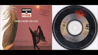 Watch Earth  Fire French Word For Love video