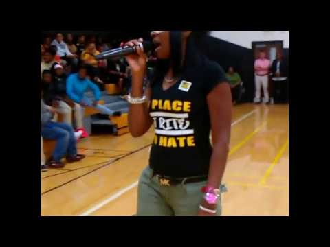 PrttyGrl Academy - Camp Creek Middle School