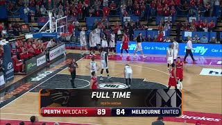 Game Highlights: Perth Wildcats - Melbourne United