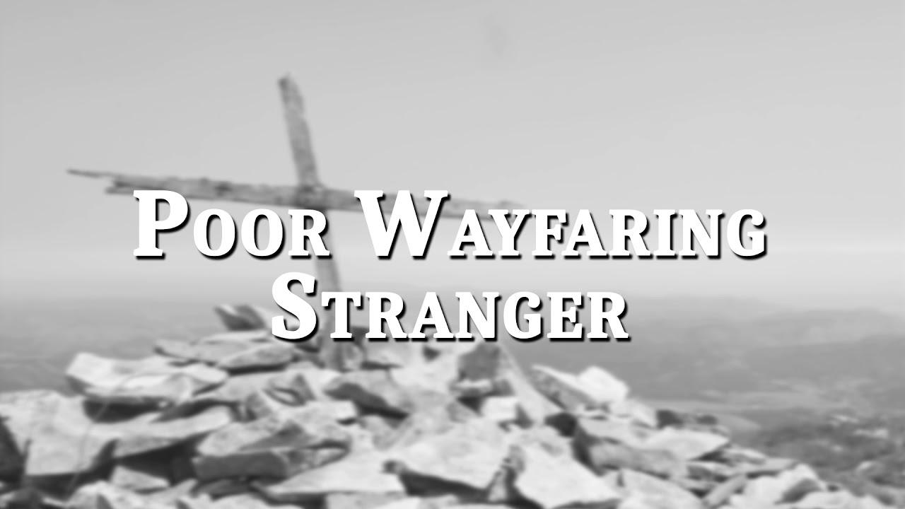 Poor Wayfaring Stranger Acoustic Instrumental Youtube