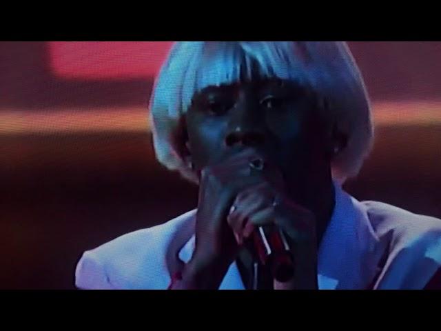 Tyler the creator Grammys 2020 performance