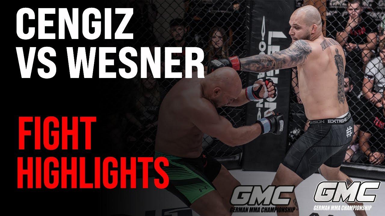 Koray Cengiz vs Alexander Wesner | Highlights | GMC FightNight 9