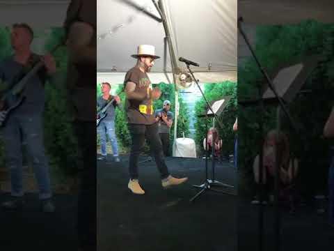 AJ McLean  Live in Nashville 060518  InstaLive