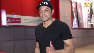 ACTOR BOBBY DEOL SPOTTED BIG FM OFFICE ANDHERI