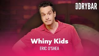 Best Impression of a Kid You've Ever Seen. Eric O'Shea - Full Special