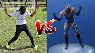 FORTNITE DANCE CHALLENGE! IN REAL LIFE