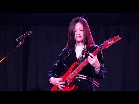和智日菜子「BORN TO BE FREE (X JAPAN)」2018/04/01 Sing Girls Stage vol.5 日本橋 J.Bridge