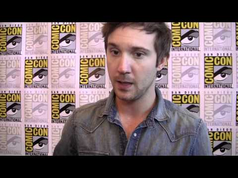 Sam Huntington Gets Attacked by Sam Witwer While Discussing
