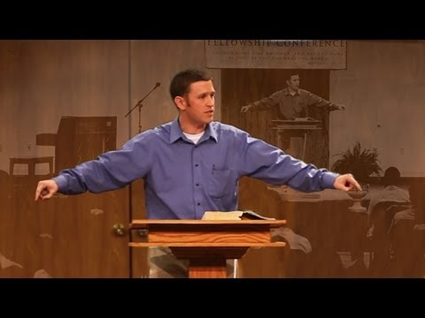 Ikkje tenk på kjenslane dine, tenk på Kristus! - Mason Vann (Norwegian)