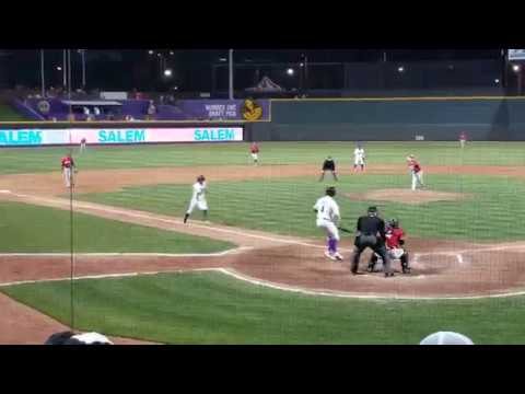 Joel Booker Steals Home In 10th, Dash Win - 4-12-2018